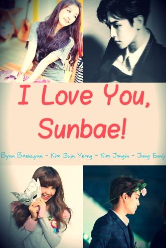 i love you sunbae
