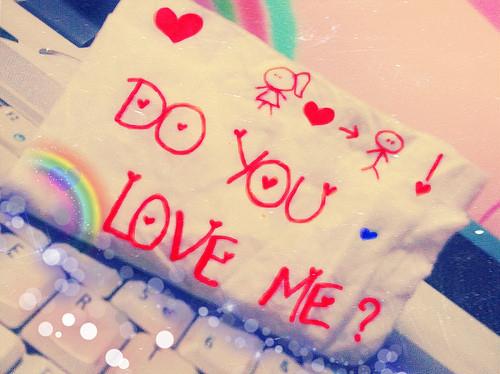 Boy Do You Love Me Girl Heart Love Photography Favimcom 43326 Say