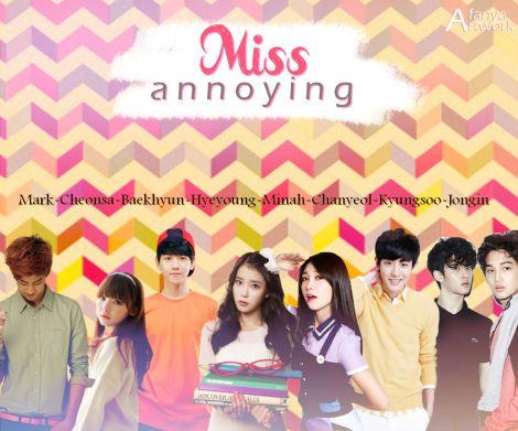 Miss Annoying 6B