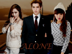 ALONE (chapter 3 )