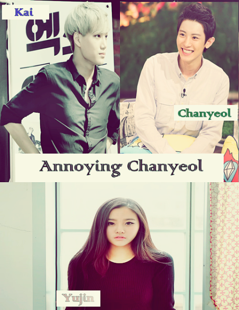 COVER [ FICLET SERIES ] Annoying Chanyeol