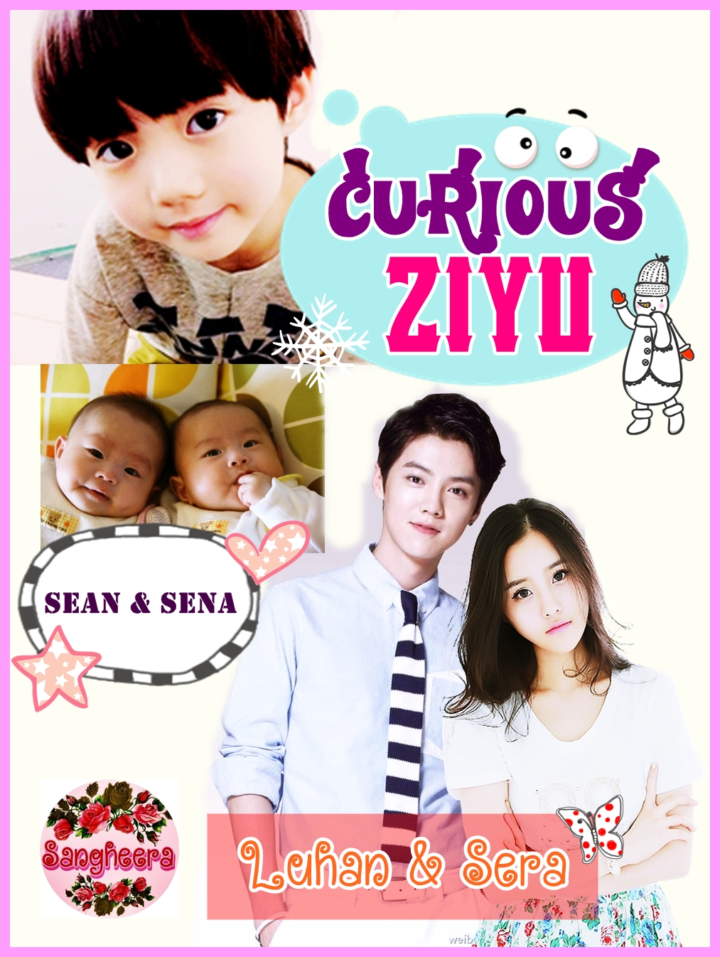 LUSERAS STORY CURIOUS ZIYU SAY KOREAN FANFICTION