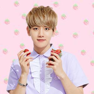 strawberry_baekhyun_icon__by_exnmi-d7mo0kz
