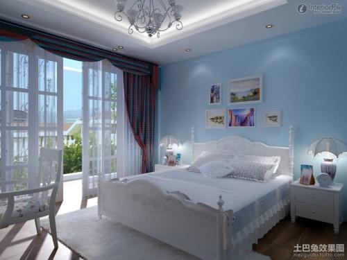 idyllic-bedroom-balcony-decoration-pictures