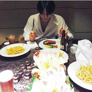 sehun dinner