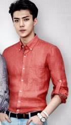 sehun shirt