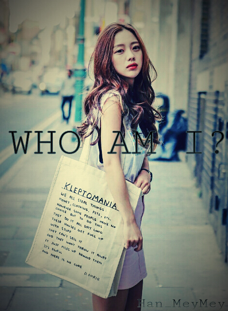 WHO AM I - CHAPTER 5