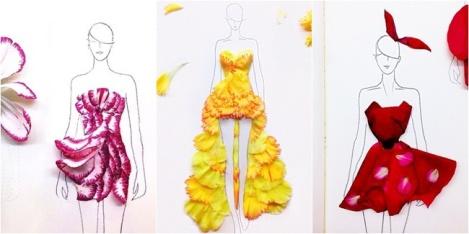 kelopak-bunga-warna-warni-jadi-desain-fashion-modern-yang-mengagumkan