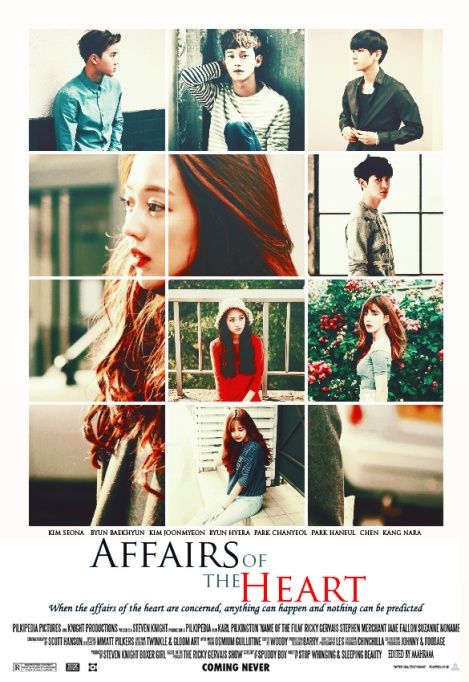 Affair of the Heart(9)