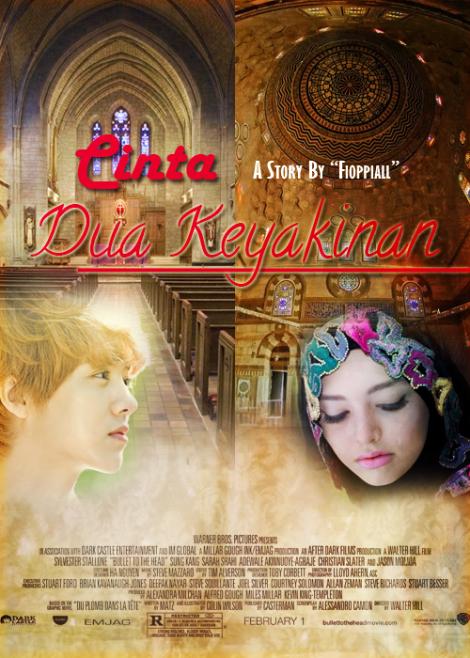 Cinta Dua Keyakinan (cdk)-poster