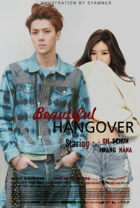 BEAUTFUL HANGOVER POSTER