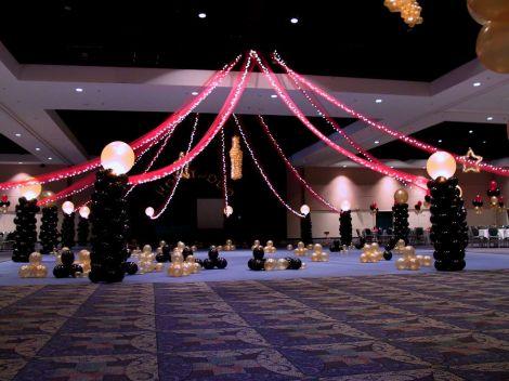 Prom Night Party Decor