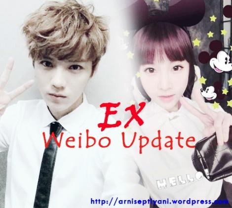 4 EX - Weibo Update - Poster
